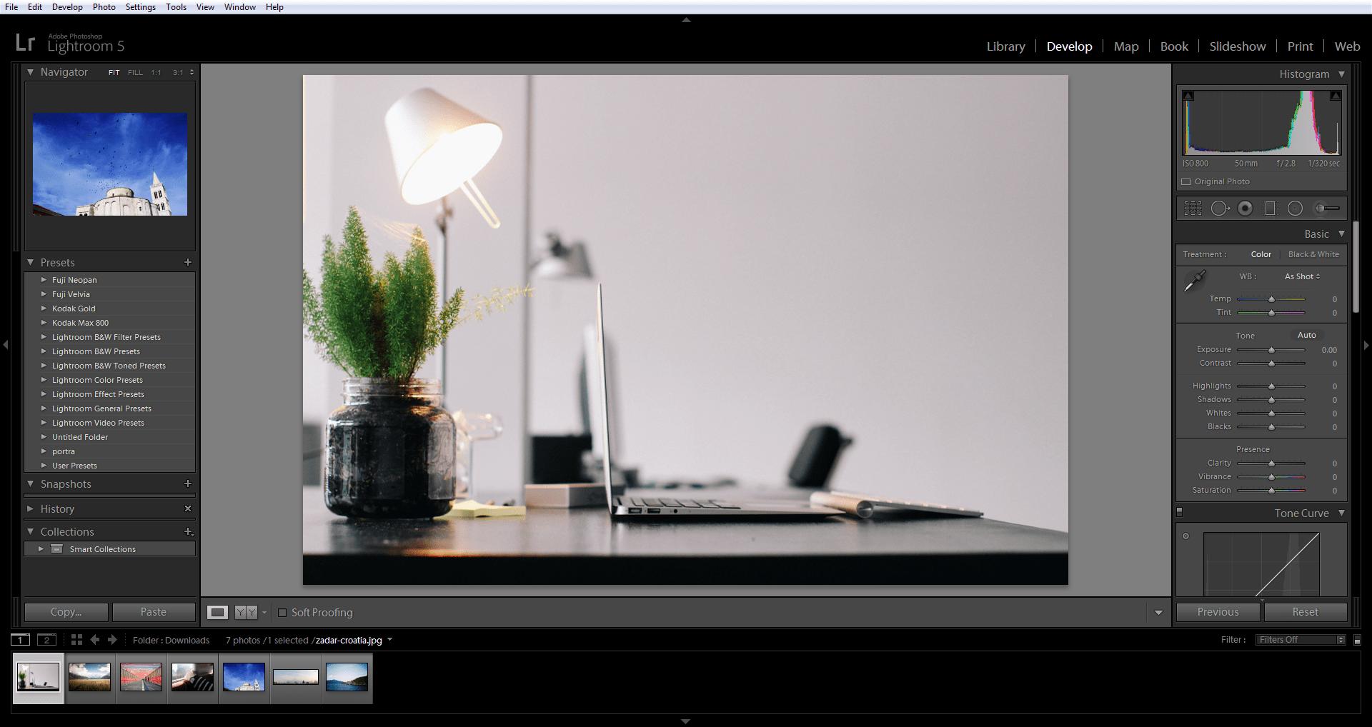 วิธีการลง Lightroom Presets แบบ Step By Step - Grappik