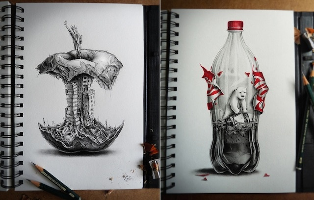 Amazing-Graphite-Pencil-Drawings