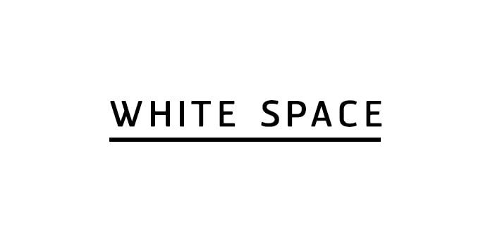 white space พื้นที่ว่างที่สำคัญสุดๆ