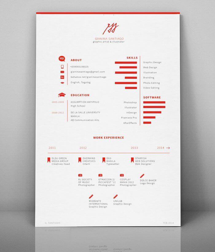 Minimal-Resume-08