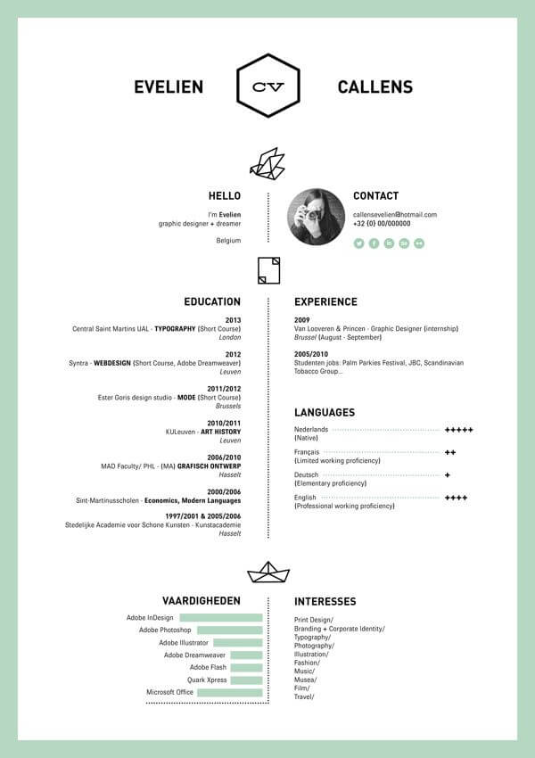 Minimal-Resume-11